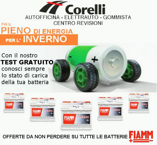 Fratelli Corelli. autofficina, elettrauto, gommista